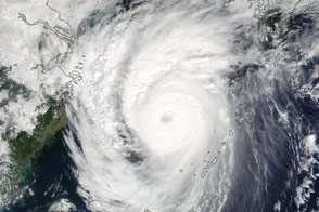 Super Typhoon Chaba