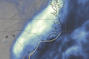 Hurricane Matthew Drenches the Southeastern U.S.