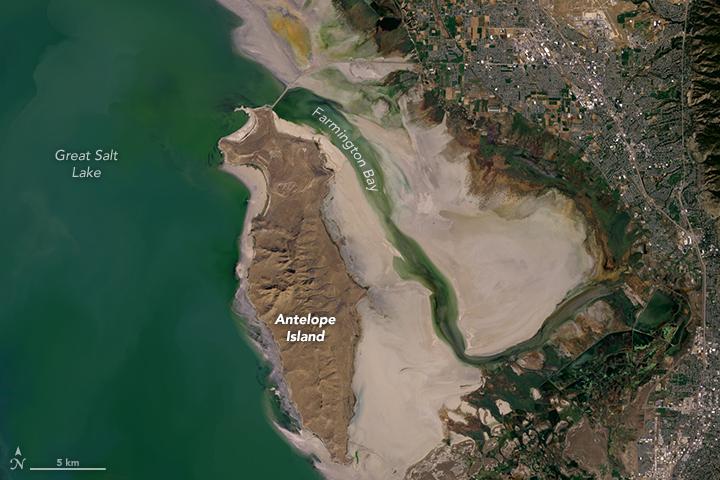 Salt Lake Water Woes
