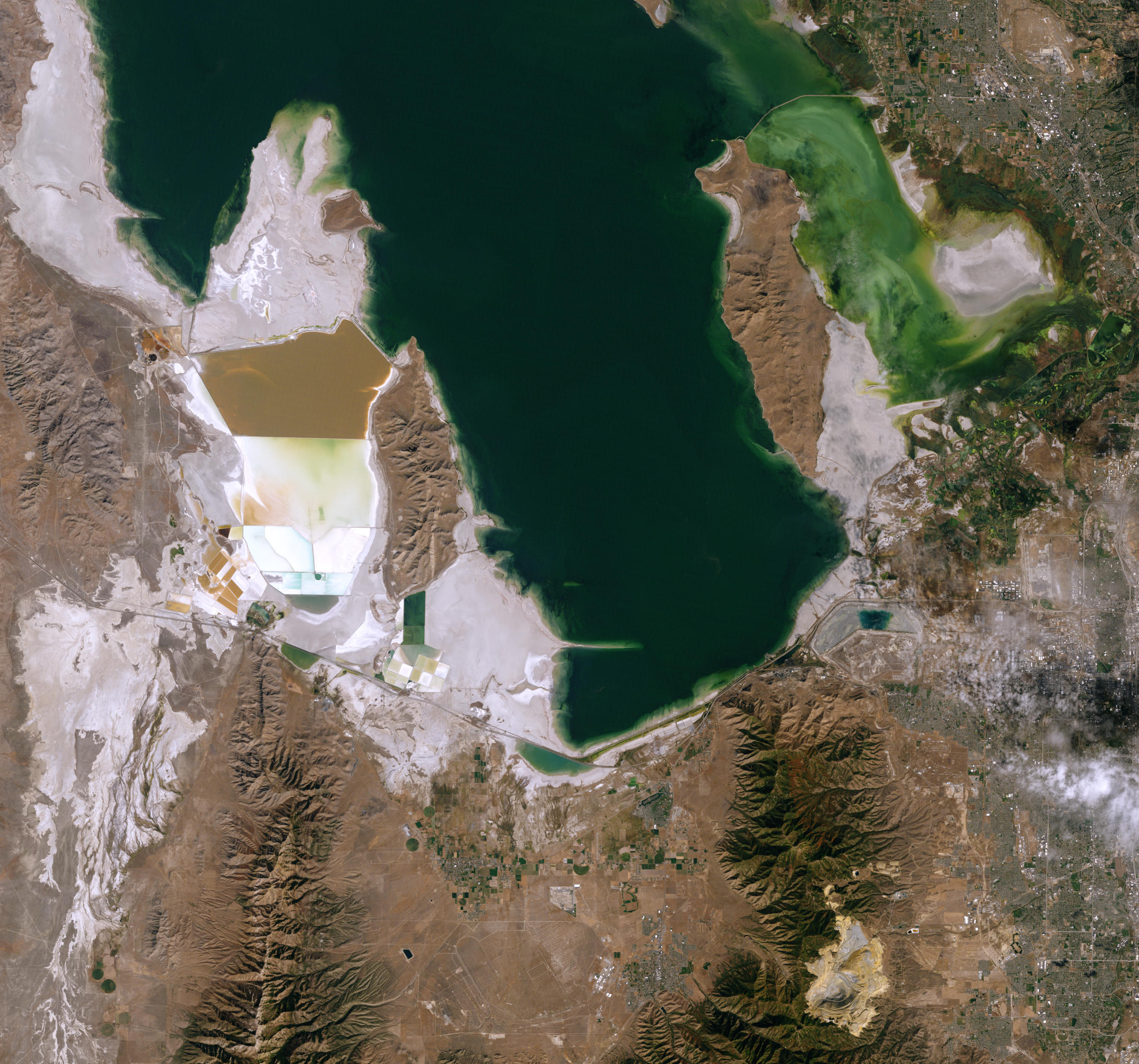Salt Lake Water Woes - related image preview