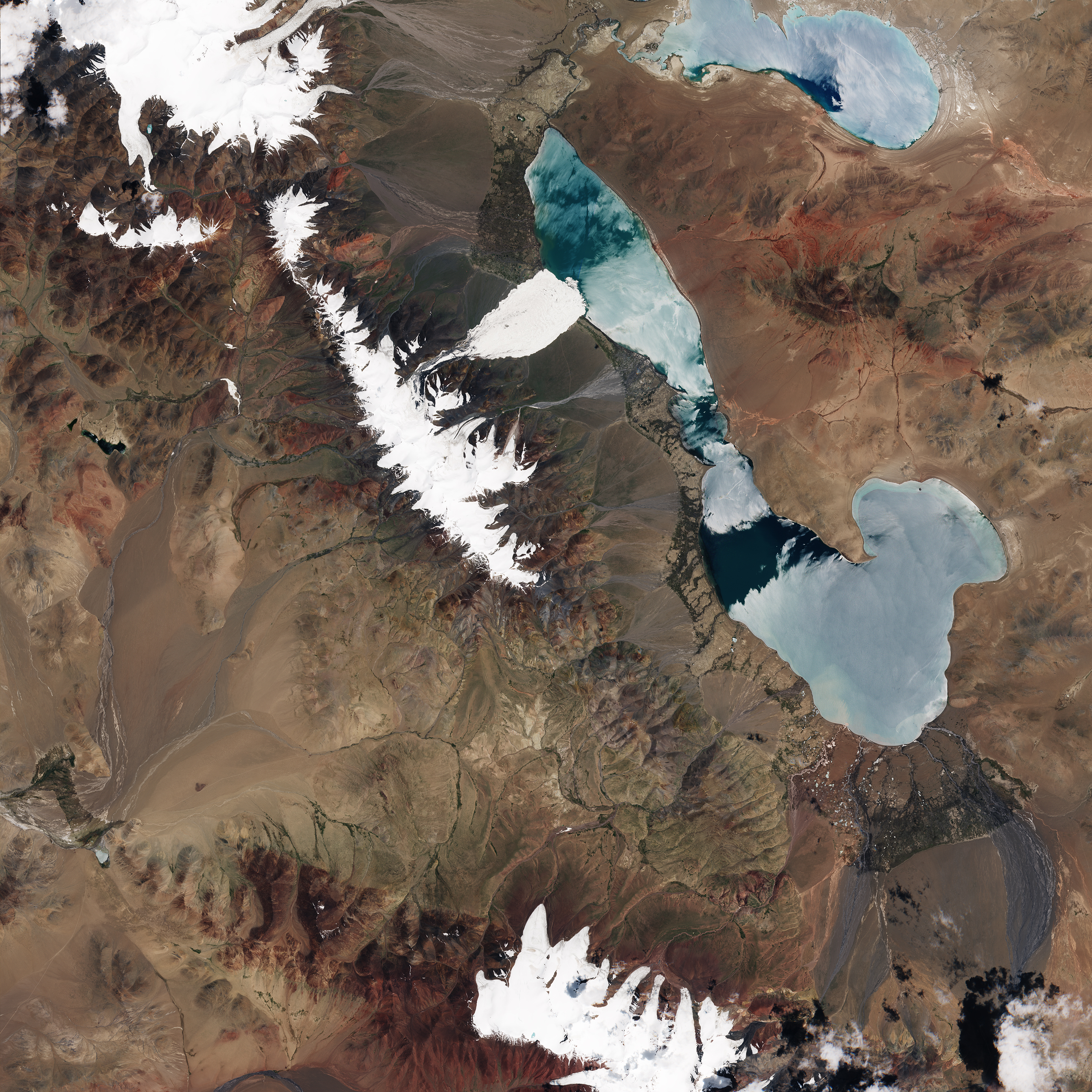 A Second Massive Ice Avalanche in Tibet - related image preview
