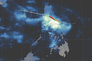 Another Typhoon Hits the Philippines