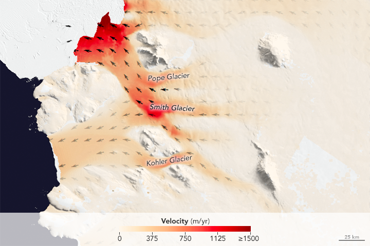 New Studies Get to the Bottom of Antarctic Melting - related image preview