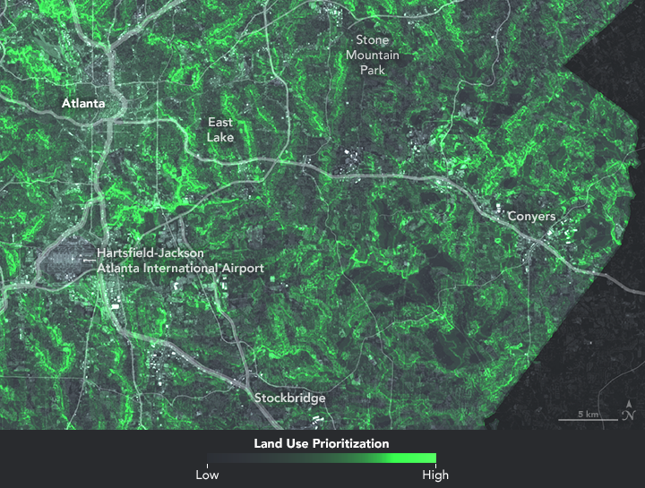 Atlanta Harnesses Green Space to Fight Wastewater - related image preview