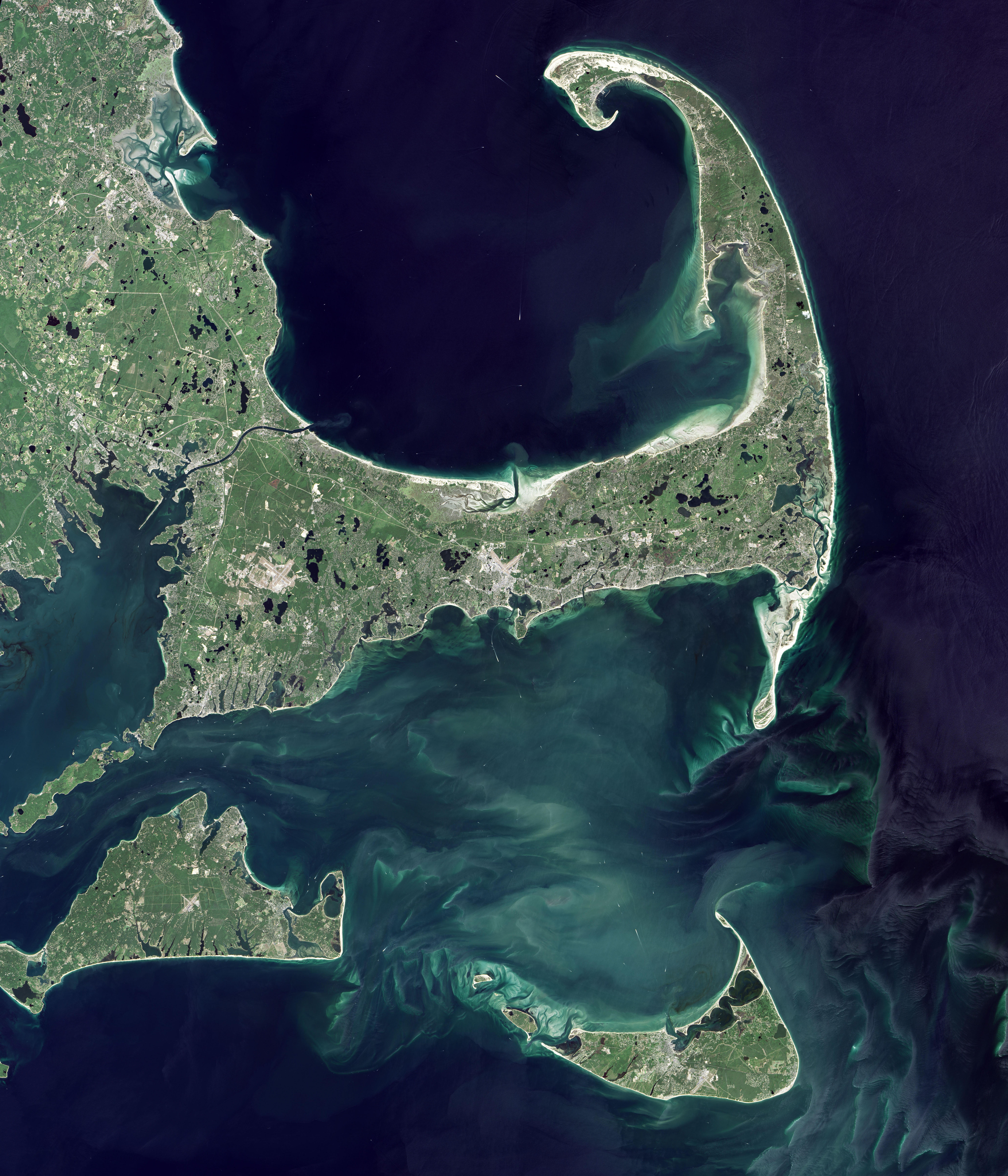 Cape Cod National Seashore : Image Of The Day