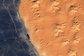 The Shallow Aquifers of Erg Chebbi