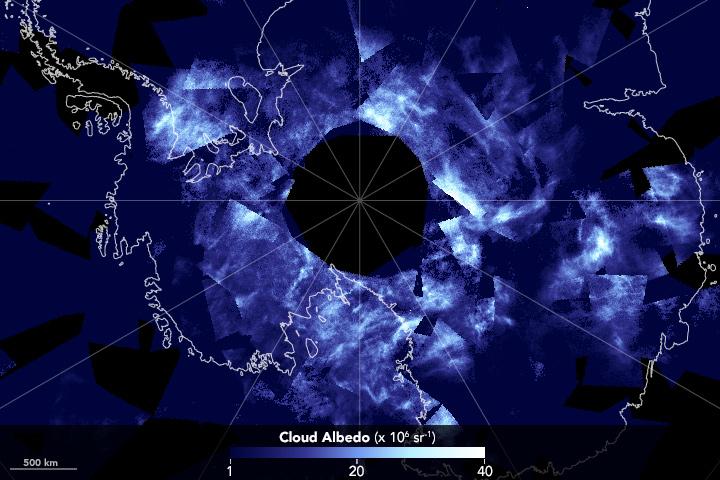Glow-in-the-Dark Clouds