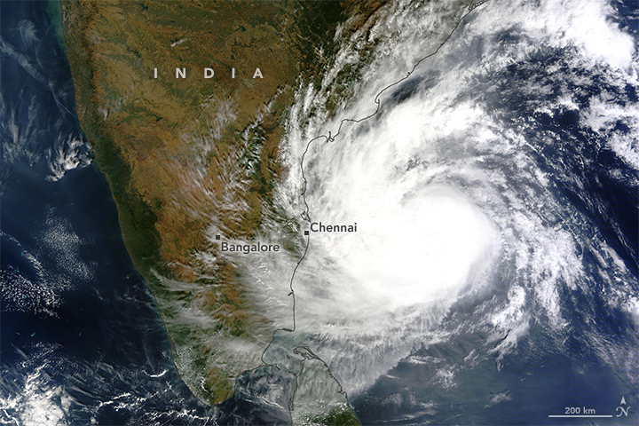 Vardah Takes Aim at India