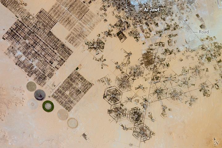 Al Jawf, Eastern Libya