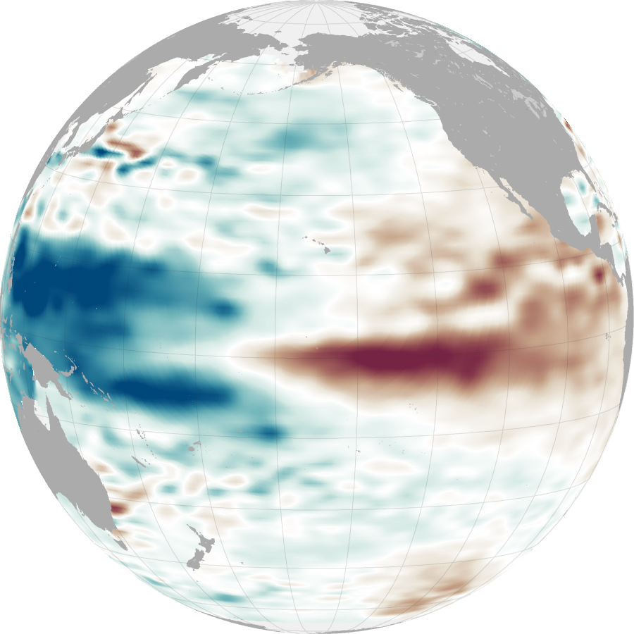 Muted La Niña Follows Potent El Niño - related image preview