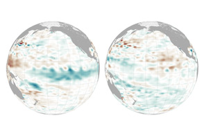 Muted La Niña Follows Potent El Niño - selected image