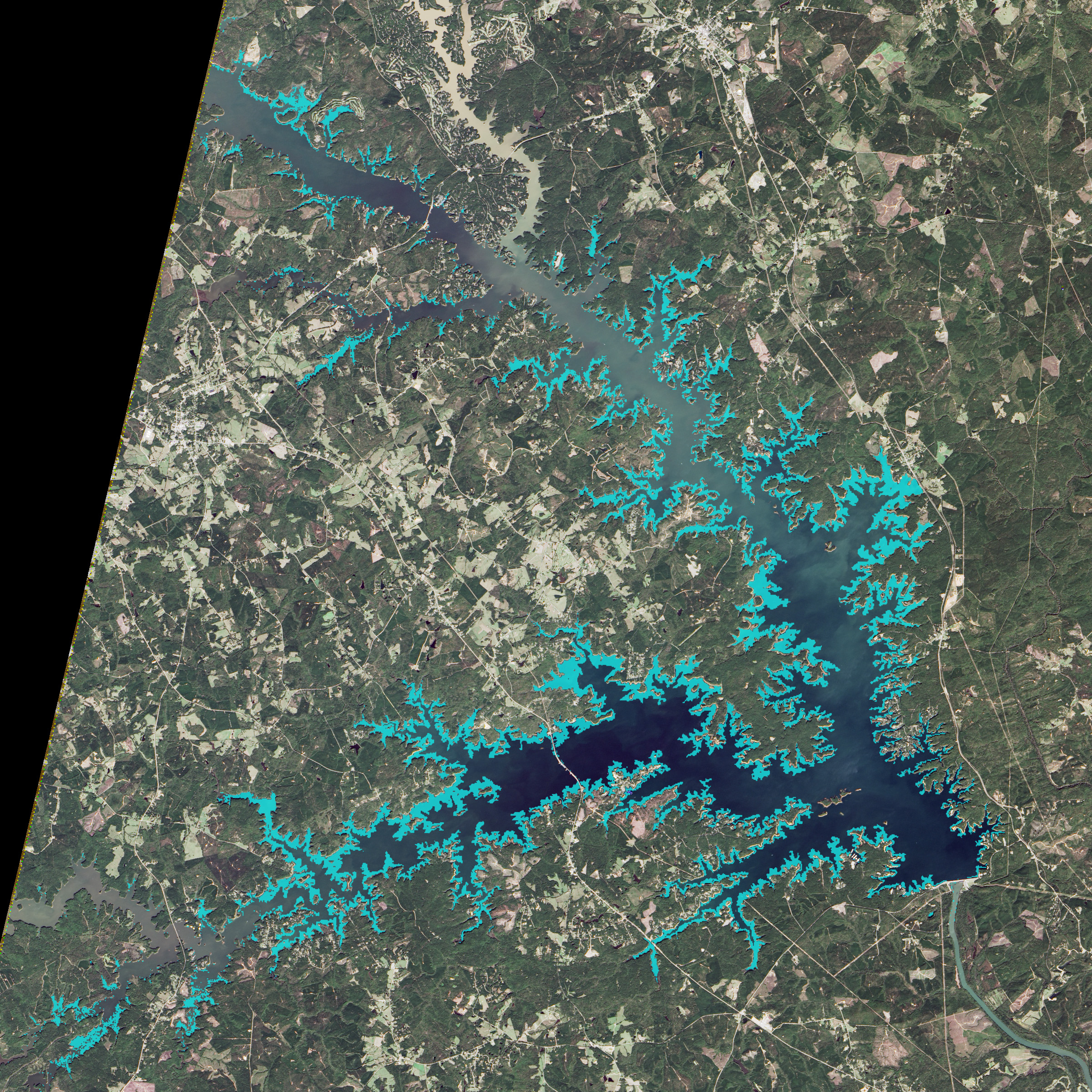 Mapping a Tenacious Invader in Lake Thurmond - related image preview