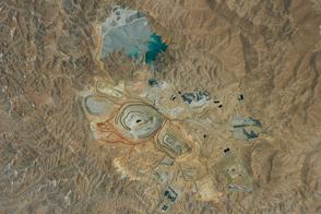 A Copper Megamine in South America