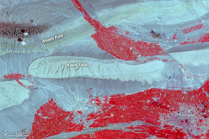 Kashgar, China - related image preview