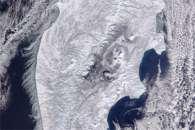 Snowy Kamchatka