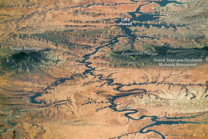 Lake Powell and Grand Staircase-Escalante
