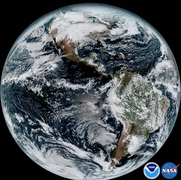 First Light from GOES-16