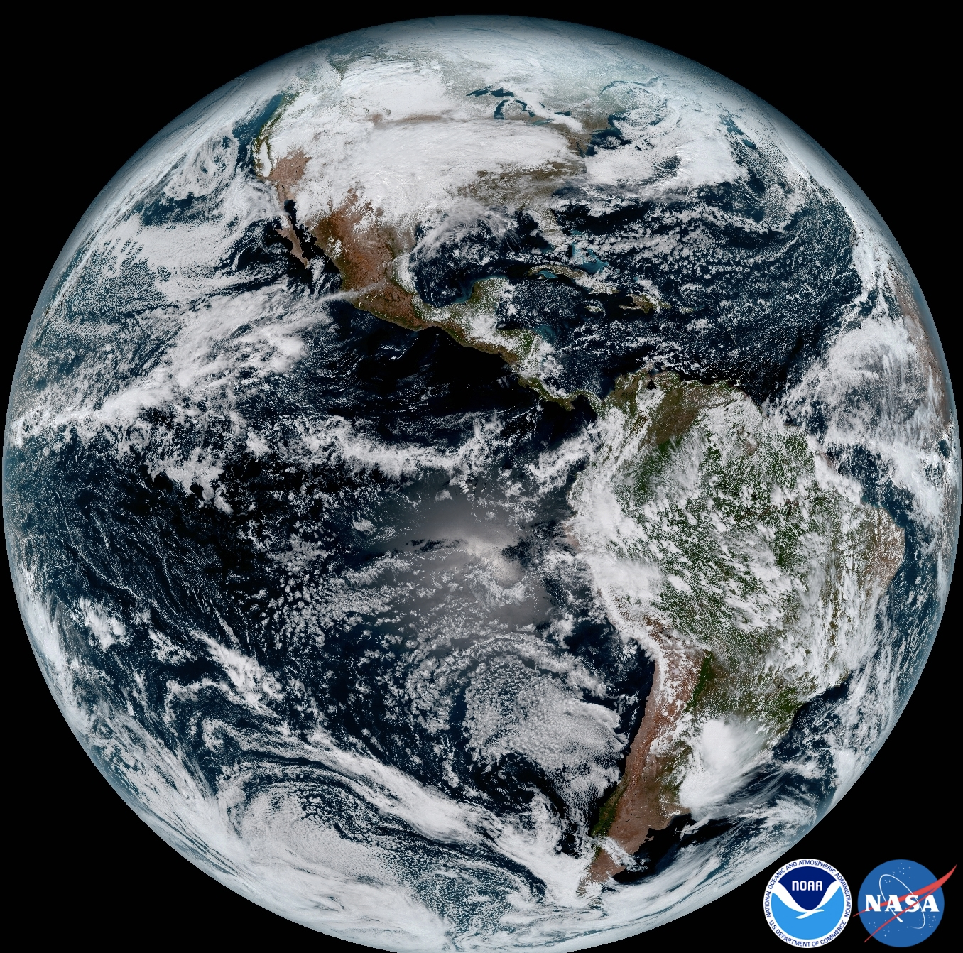 First Light from GOES-16 - related image preview