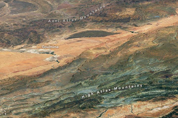 Morocco's High Atlas Mountains