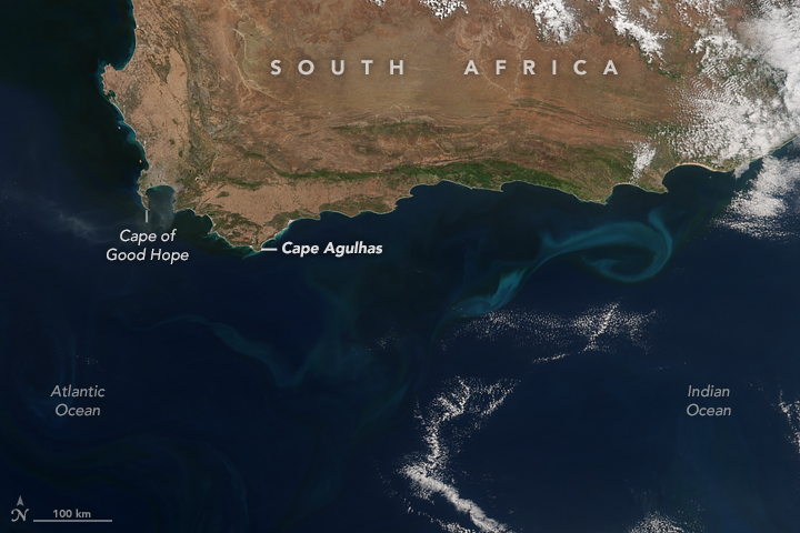 The Treacherous and Productive Seas of Southern Africa