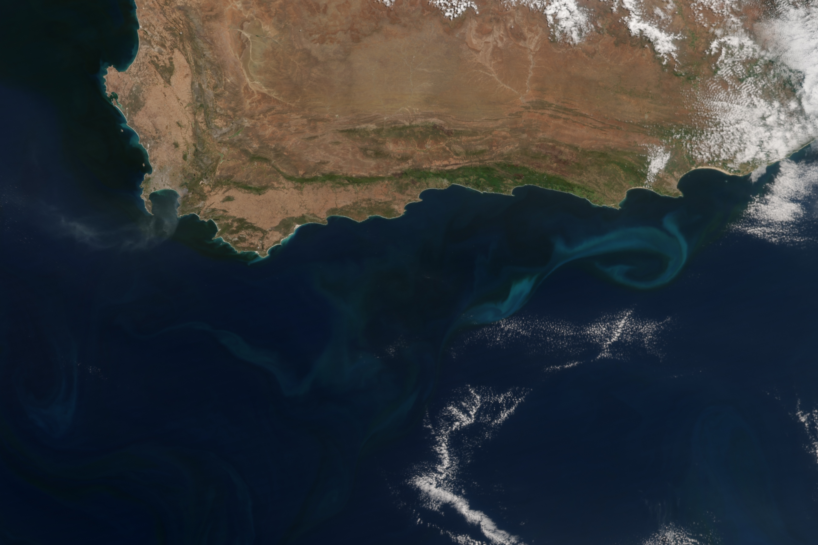 The Treacherous and Productive Seas of Southern Africa - related image preview