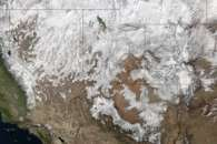 Snow Across the Southwest