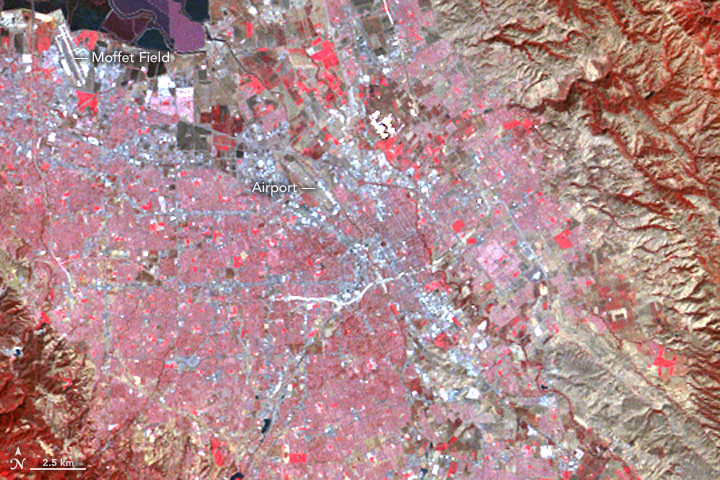 A Clearer View of Silicon Valley  - related image preview