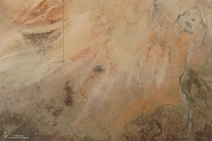 Sudan's Shifting Sands