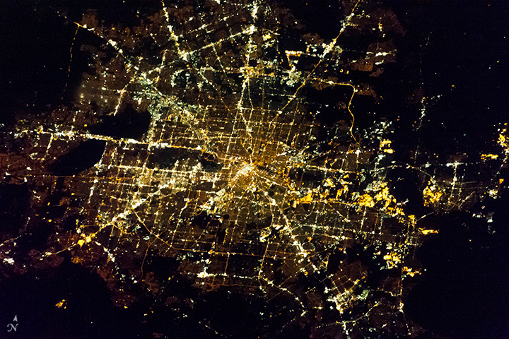 Houston at Night - related image preview