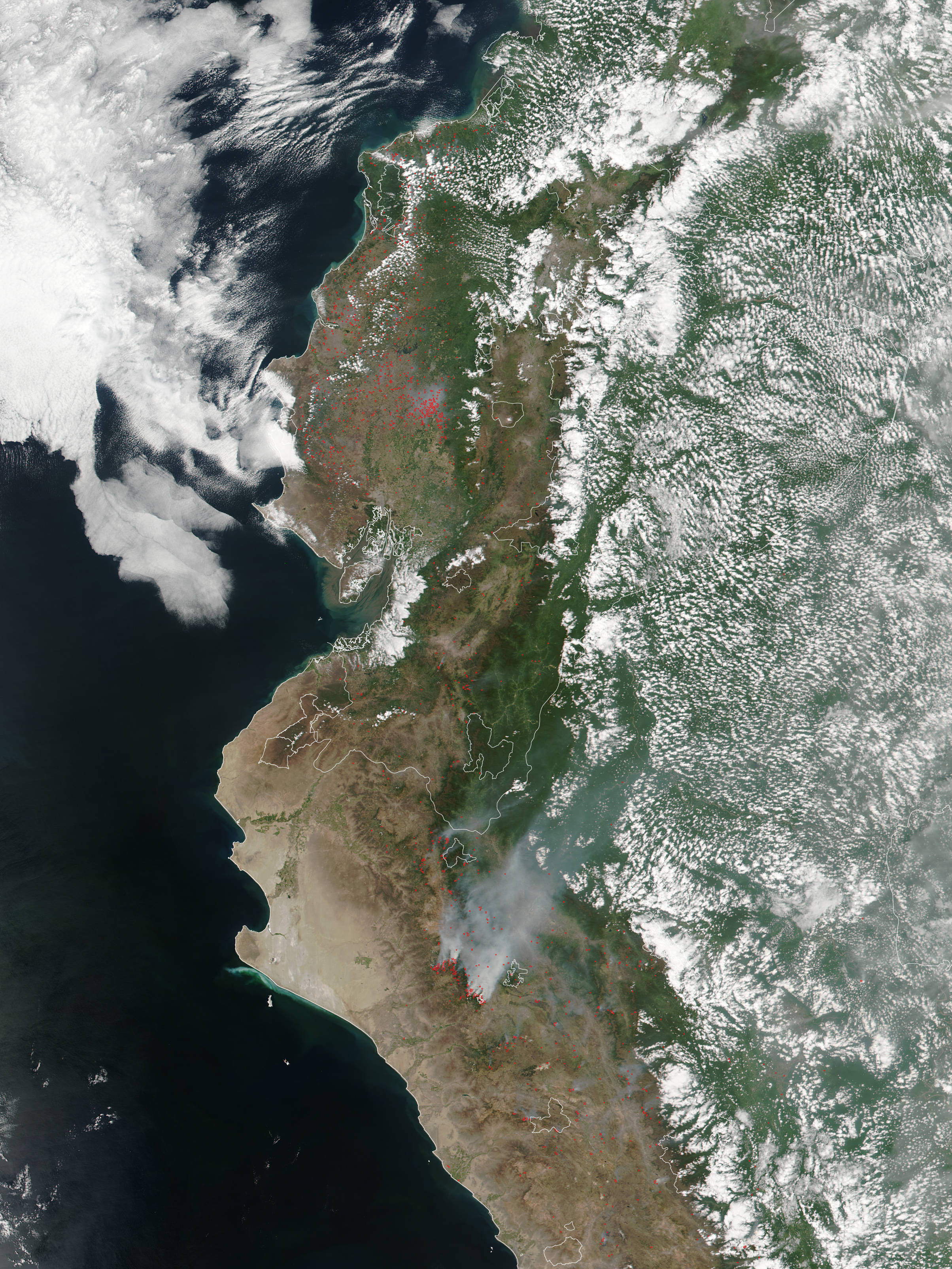 Finding Fires in Peru - related image preview