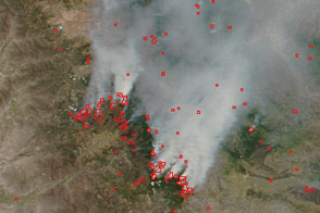 Finding Fires in Peru - selected image