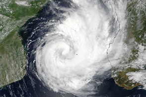 Tropical Cyclone Dineo