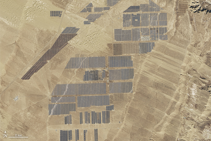 Longyangxia Dam Solar Park - related image preview