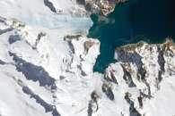 Glaciers Ebb in South Georgia