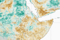 Food Shortages in the Greater Horn of Africa
