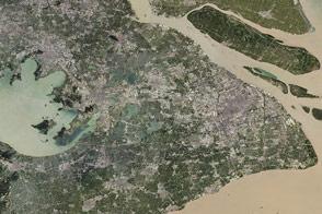 See Shanghai Sprawl
