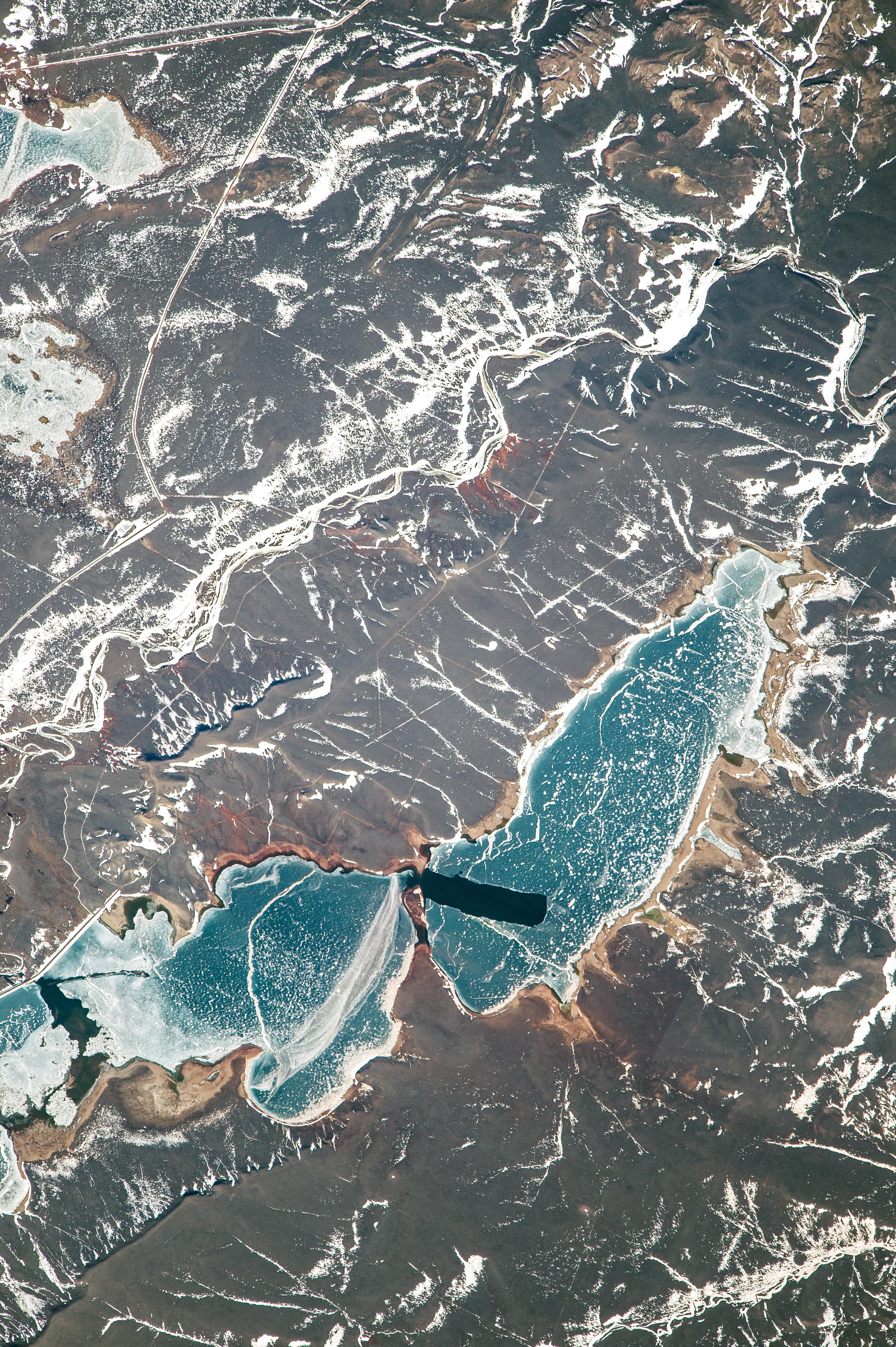 Wheatland Reservoir, Wyoming
