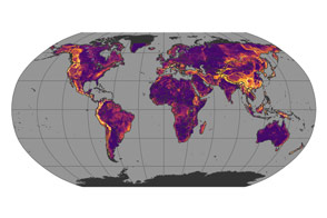A Global View of Landslide Susceptibility