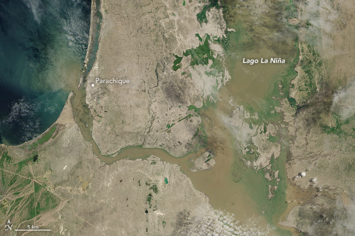 Flooding in Northern Peru