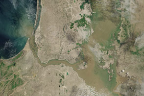 Flooding in Northern Peru