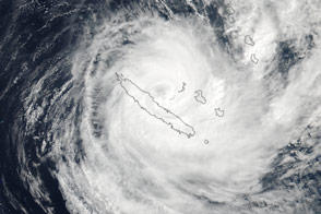Tropical Cyclone Cook