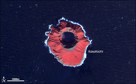 Kasatochi, Aleutian Islands
