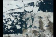 Retreat of Serson Ice Shelf