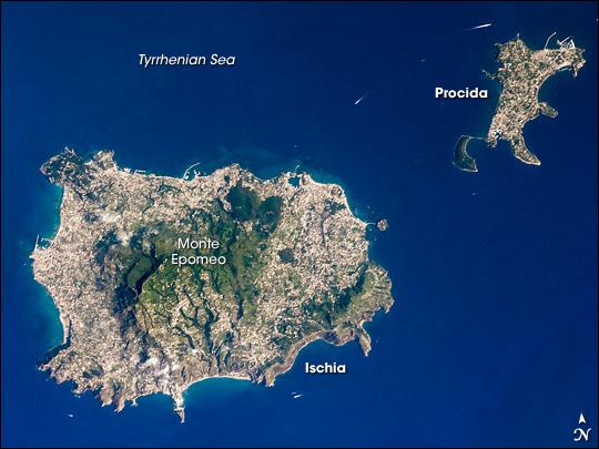 Island of Ischia, Italy