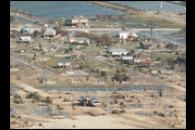 Hurricane Damage on the Bolivar Peninsula