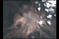 Colima Volcano Erupts in Mexico