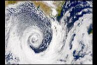 Low-pressure System Off Australia