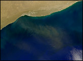 Dust Over Great Australian Bight - selected image