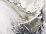 Asian Dust Reaches Alaska - selected image