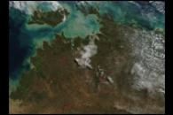 Wildfires in Northern Australia